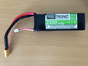 Dji Phantom Tuning Akku (LiPo) von FeelTronic