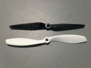 Coptercity Carbon Propeller