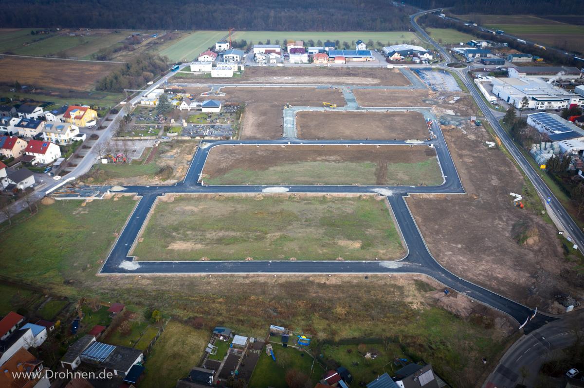 Neubaugebiet Knippel Einhausen